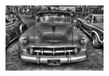 Cars BW HDR 53