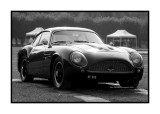 Aston Martin DB4 GT Zagato 1962, Chantilly