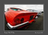 FERRARI Dino 246 GT Le Mans - France