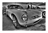 Cars BW HDR 61