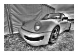 Cars BW HDR 68