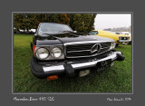 MERCEDES-BENZ 450 SLC Chantilly - France