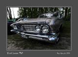 BUICK Invicta 1961 Dordives - France