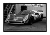 Lola T70 MK III, Dijon
