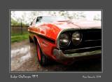 DODGE Challenger 1971 Dordives - France