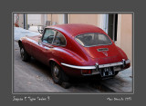 JAGUAR E Type Series 3 Ajaccio - France