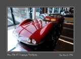 DINO 206 GT Prototype Pininfarina Paris - France