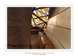 Fondation Louis Vuitton colorized by Daniel Buren 18