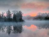 Misty Rideau Canal Sunrise DSCF02431