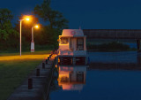 Houseboat At First Light 20130612