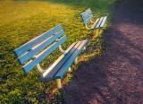Backlit Benches 20130614