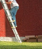 Roofer's Ladder 20130621