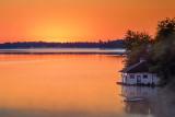 Boathouse At Sunrise DSCF06667-9