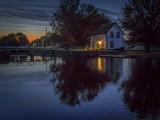 Lockmaster's House At Dawn 20130802