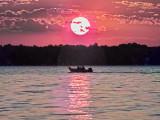 Sunset Lens Flare (Lessened) DSCF08024