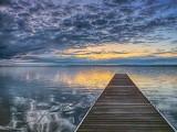 Lower Rideau Lake At Dawn DSCF08660