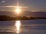 Clouded Sunrise 36925
