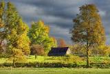 Early Autumn Landscape DSCF09057