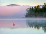 Mirror Lake Sunrise Fog DSCF09570-2