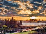Kilmarnock At Sunrise 20131015