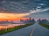 Roses Bridge Sunrise DSCF05591-3