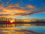 Rideau River Sunrise DSCF11040-2
