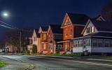 Elmsley Street At First Light 20131110