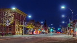Beckwith Street At First Light 20131112