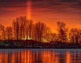 Rideau Canal Sunrise 20131125