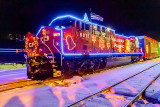 CP Holiday Train 2013 Arrives (39984)