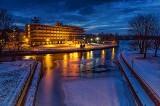 Rideau Canal Dawn 20131210