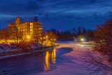 Rideau Canal At Dawn 20140107