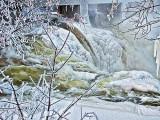 Iced Spillway DSCF12874