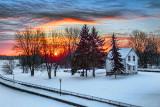 Rideau Canal Sunrise 20140126