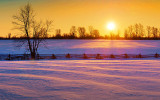 Winter Sunrise 20140216