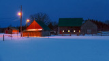 Farm At First Light 20140224