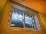 Snow Beyond Basement Window 20140308