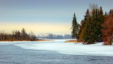 Thawing Rideau River 20140319