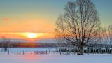 Sunrise From Kilmarnock Island 20140326