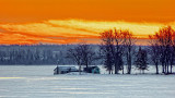 Gemmels Point At Sunrise 20140331