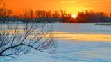 Irish Creek Sunrise 20140404