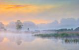 Otter Creek At Sunrise P1040439-41