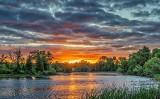 Rideau Canal Sunrise 20140606
