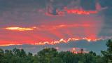 Sunrise Sunrays 20140609