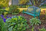 Garden Bench 20140615