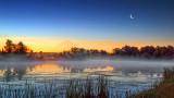 Rideau Canal At Dawn 20140623