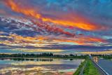 Clouded Sunrise 20140626