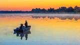 Sunrise Fishing 20140627