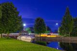 Rideau Canal At Dawn 20140630