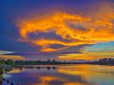 Sunset Clouds  P1060182-4